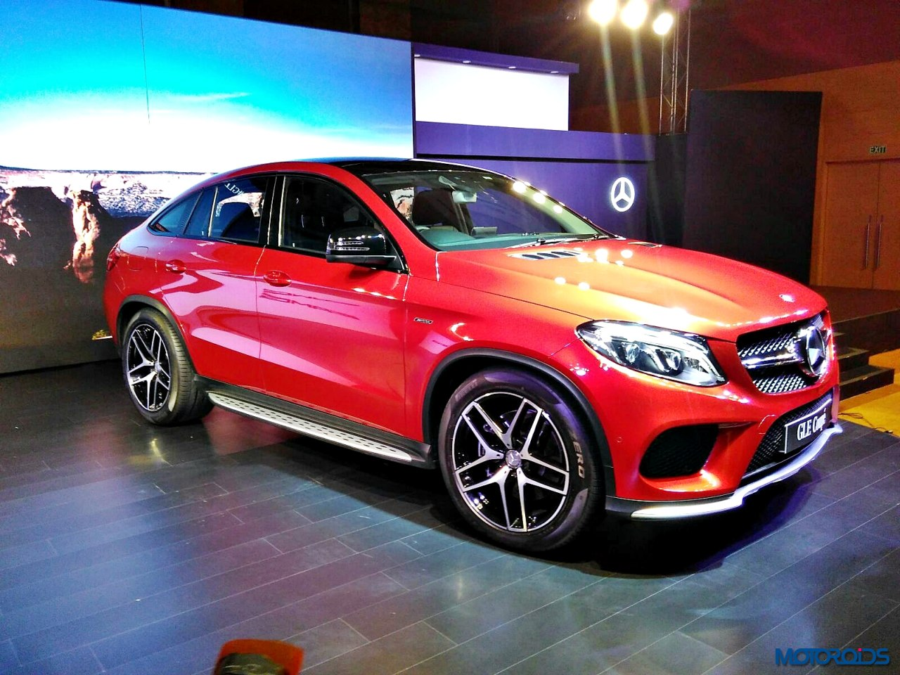 Mercedes GLE450 AMG India launch (28)