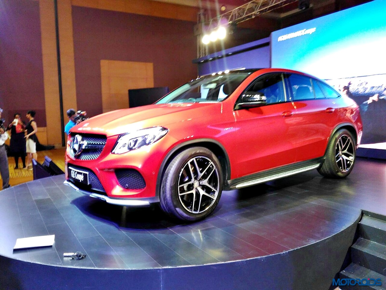 Mercedes GLE450 AMG India launch (31)