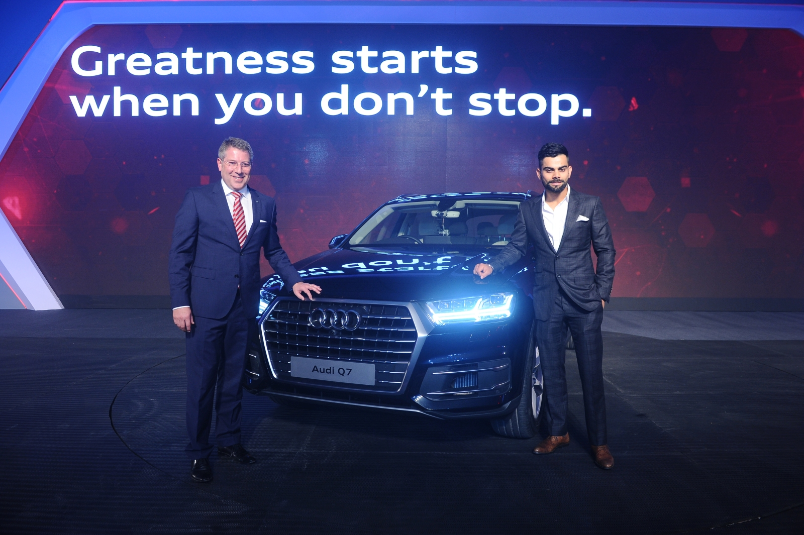 Audi India Delivers 11192 Vehicles To Indian Customers In