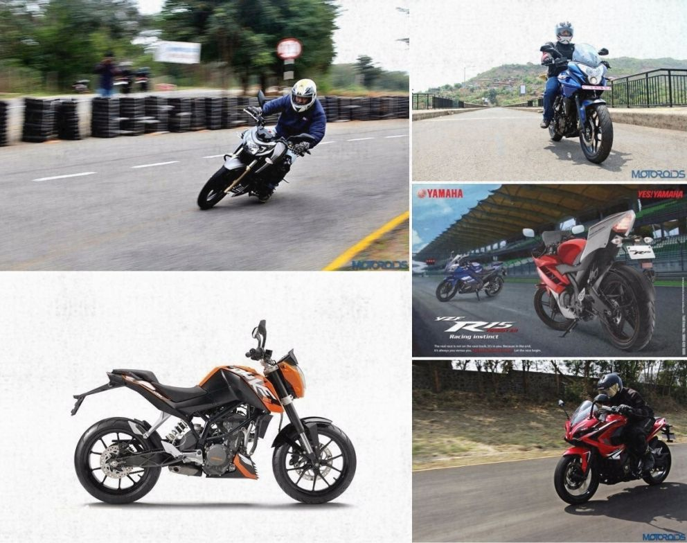 New 200cc comparison - 2016