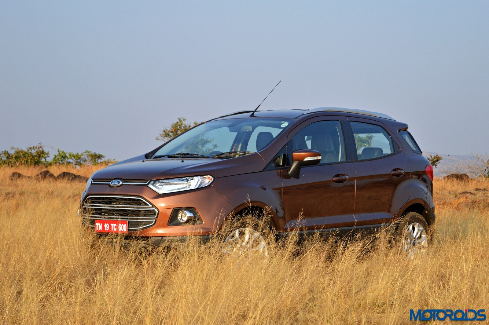 New 2016 Ford Ecosport 1 5 Tdci Diesel Review Rational