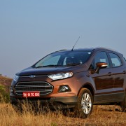 New 2016 Ford Ecosport front 5 180x180 New 2016 Ford Ecosport 1.5 TDCi Diesel review : Rational Refresh