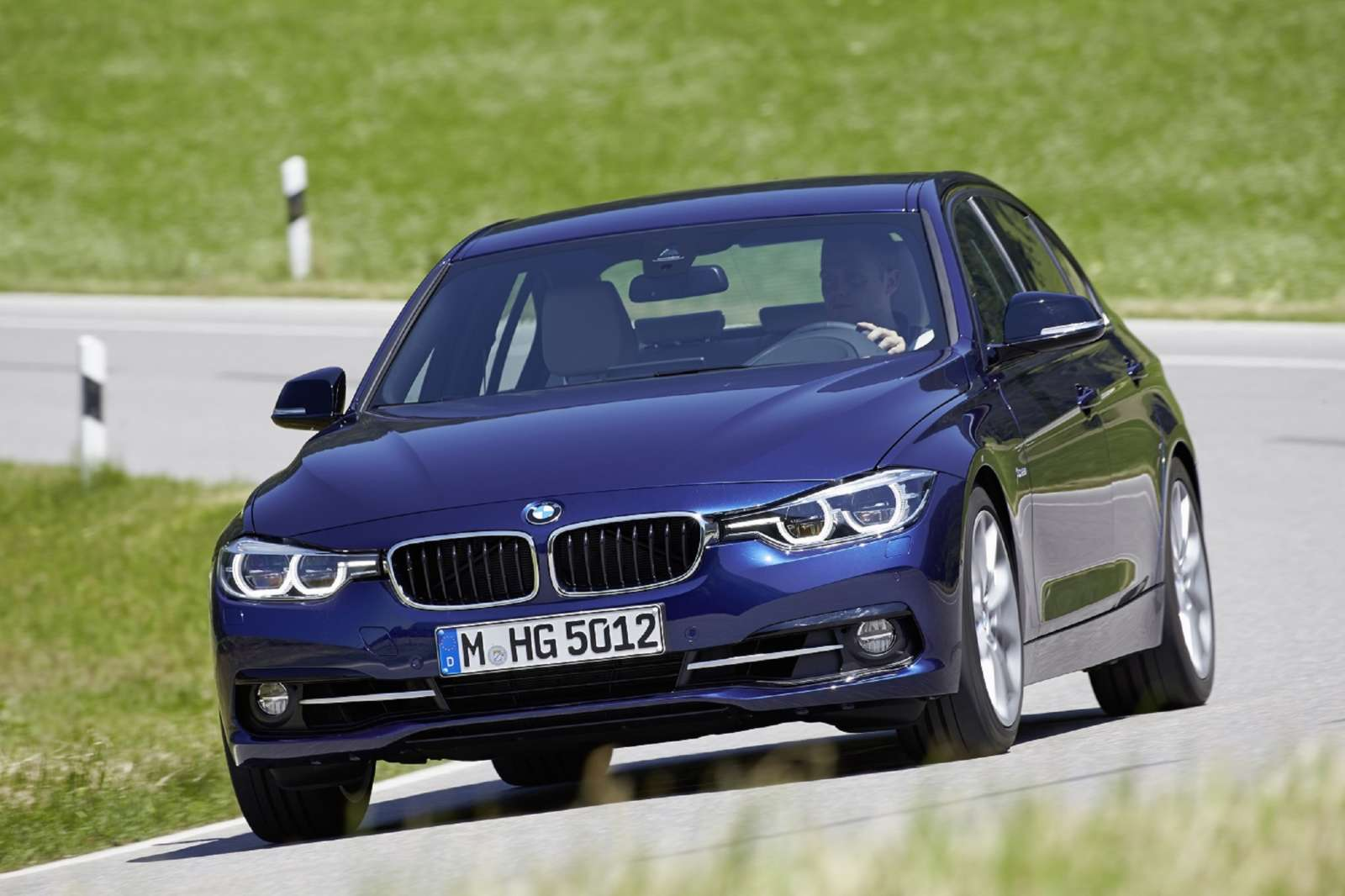 The New Bmw 3 Series Launched In India Prices Start At Inr 35