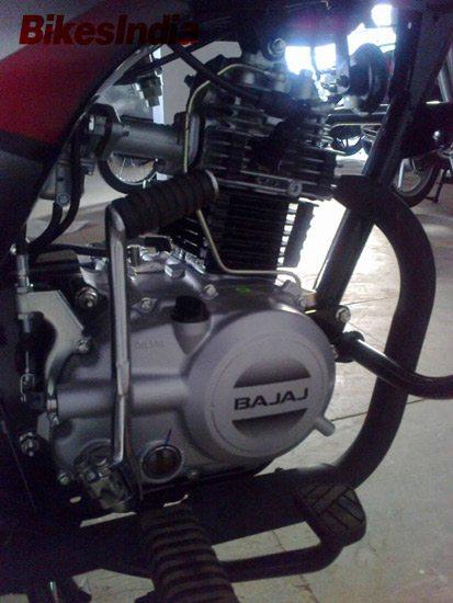 New Bajaj CT100 B Spotted at Dealership - 2