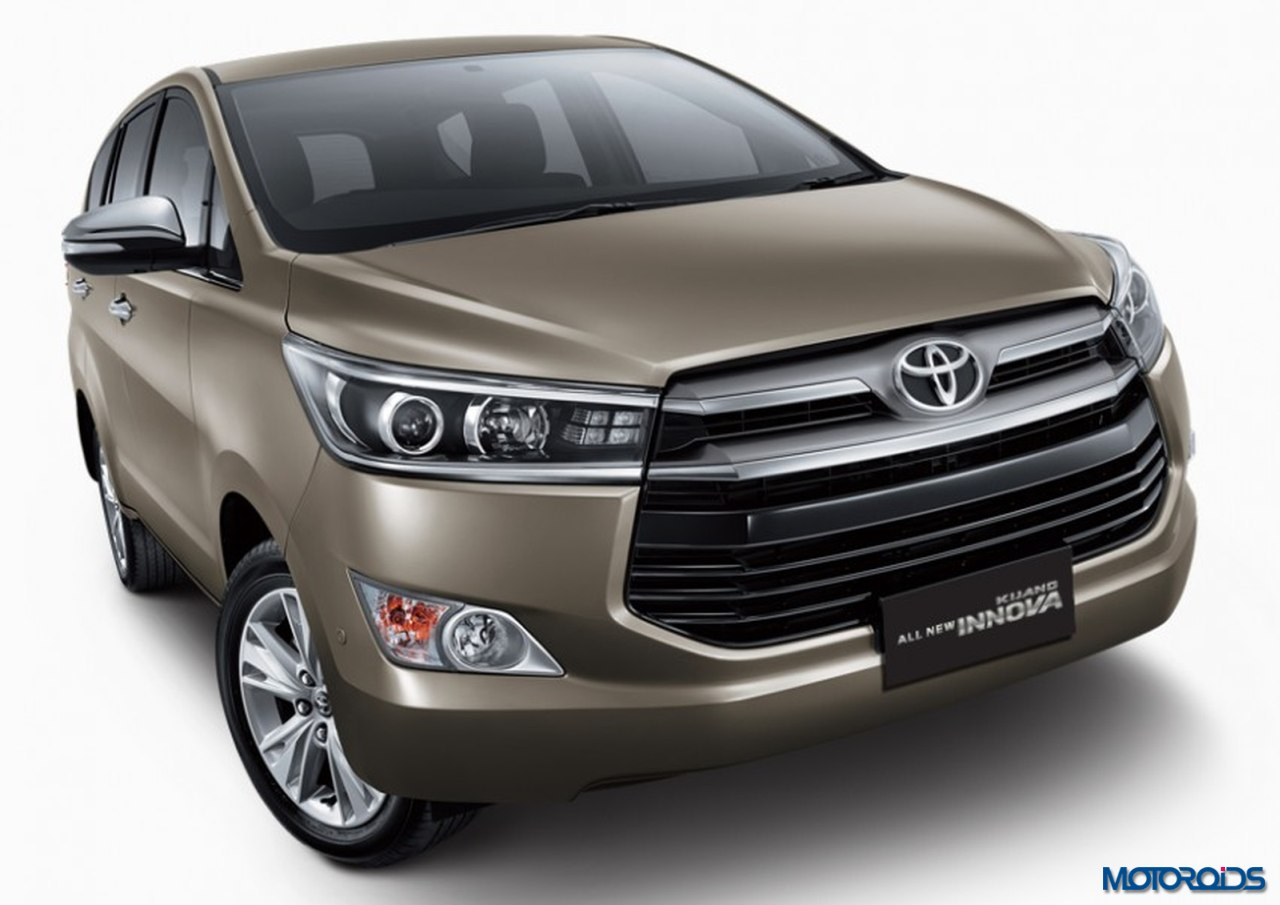 Auto Expo 2016 Innova Crysta Is The Official Name For The