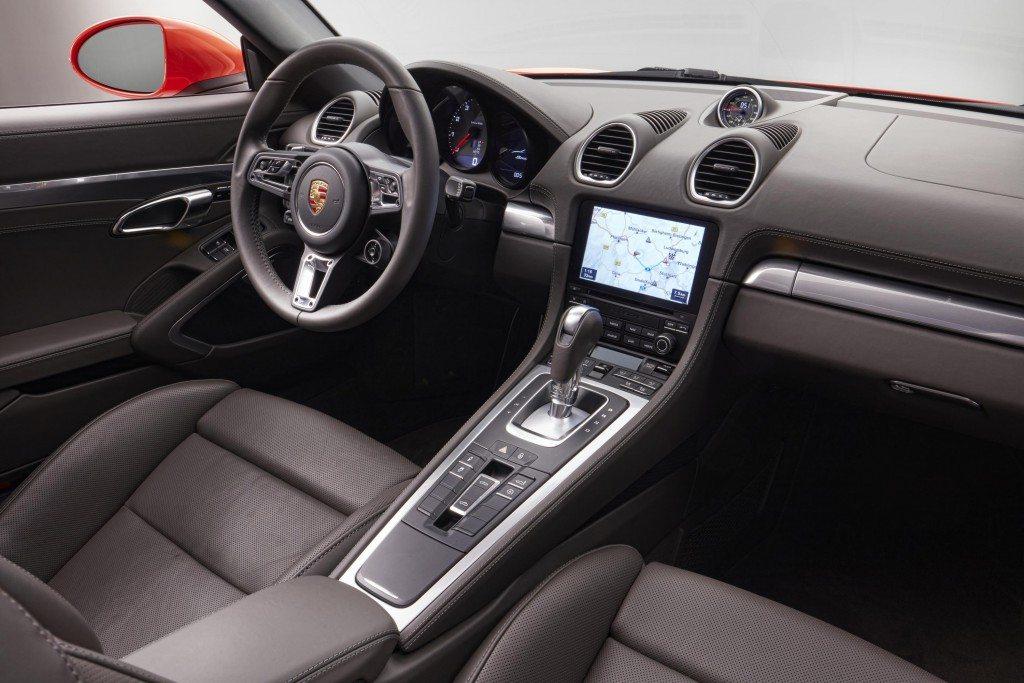New Porsche 718 Boxster Official (1)