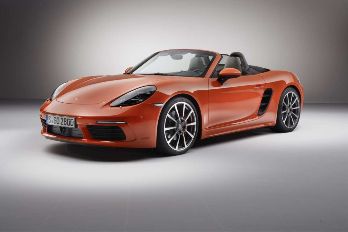 New Porsche 718 Boxster Official (3)