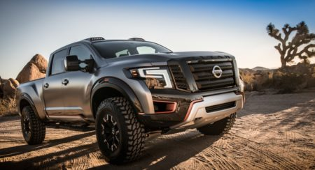 Nissan Titan Warrior Concept - 6