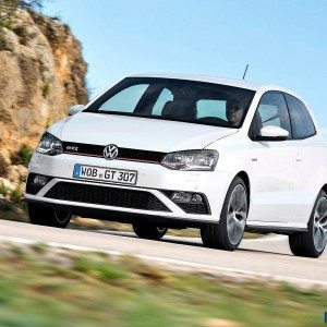 Spied: Volkswagen Polo GTI spotted testing in India