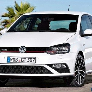 Upcoming Volkswagen Polo GTI spotted once again, this time in Lonavala