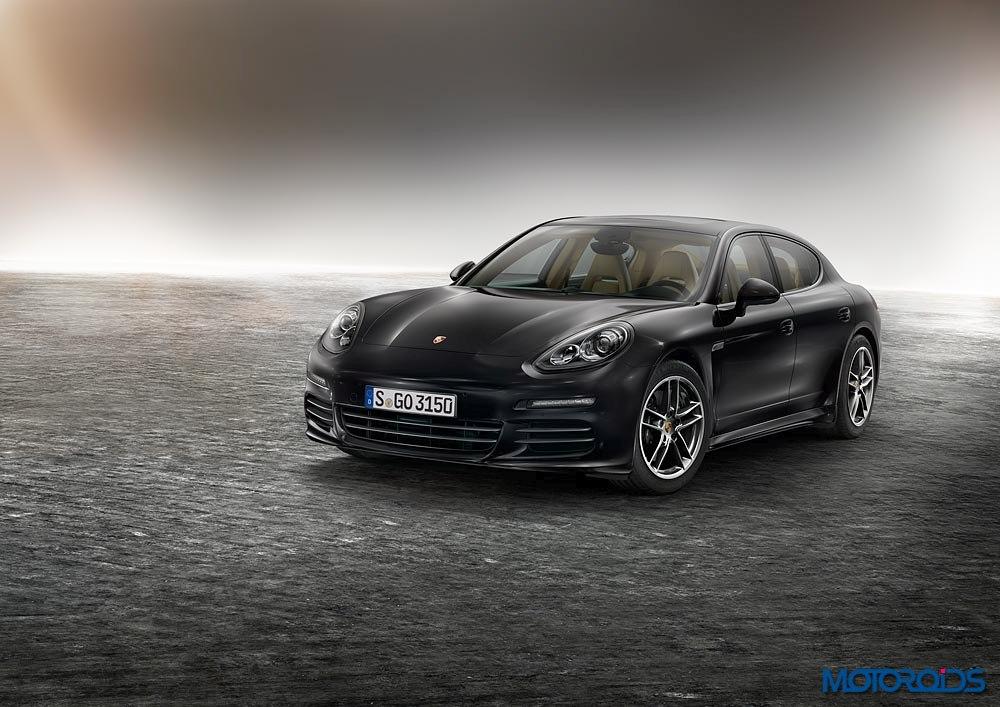 Porsche Panamera diesel India (1)