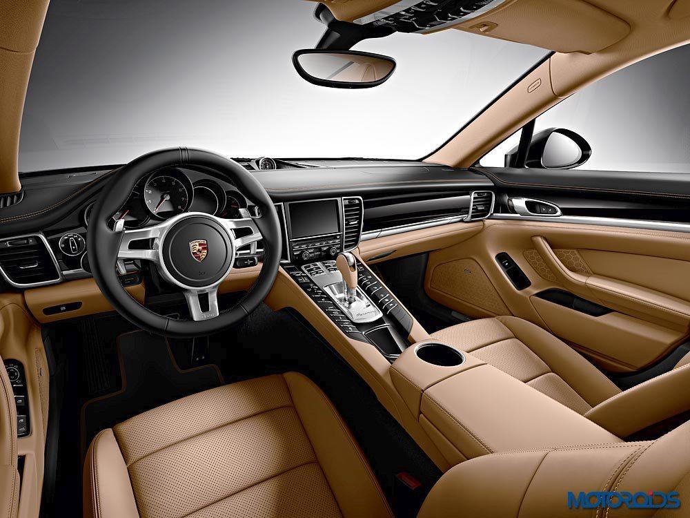Porsche Panamera diesel India (3)