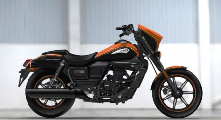 Renegade Sport Young ORANGE
