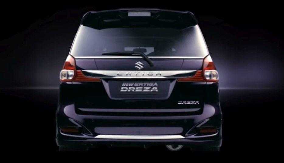 Suzuki Ertiga Dreza launched in Indonesia, may get ...
