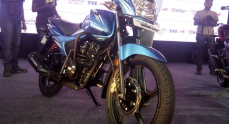 Official : New TVS Victor Launched in India at INR 49,490