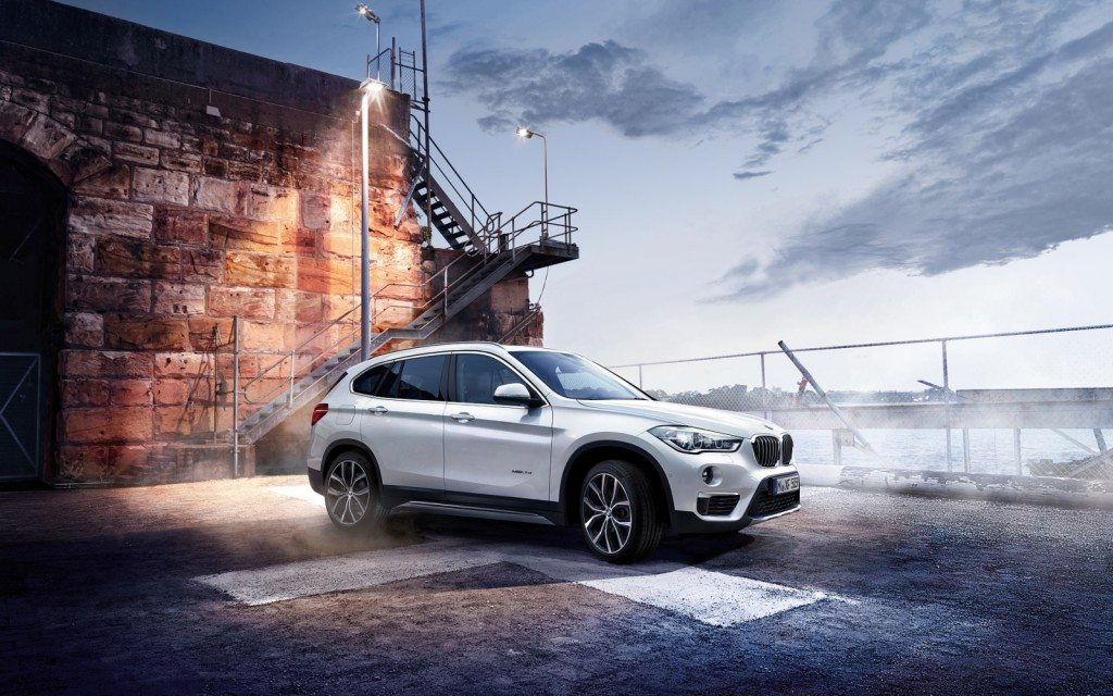 The all-new BMW X1 (1)