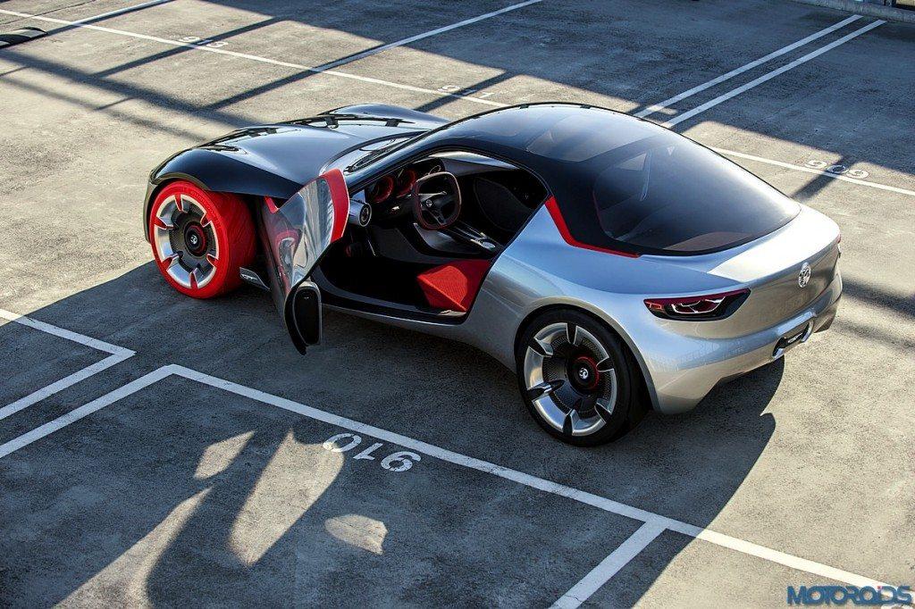 Vauxhall GT Concept (1)