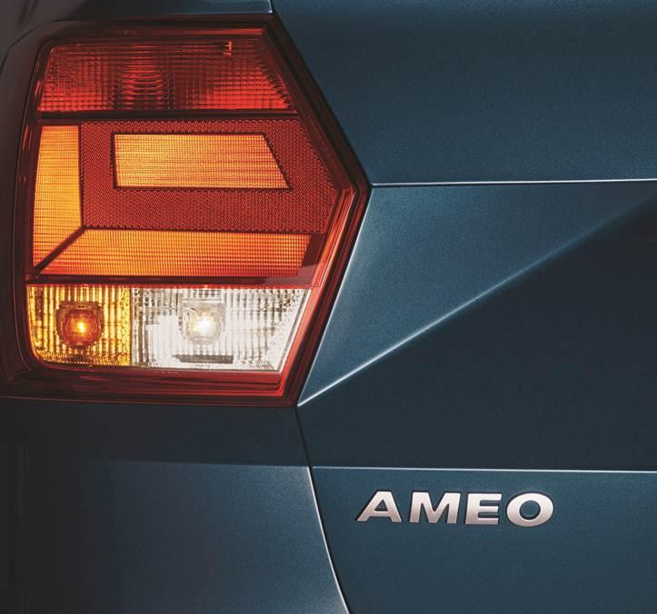 Volkswagen Ameo - Teaser