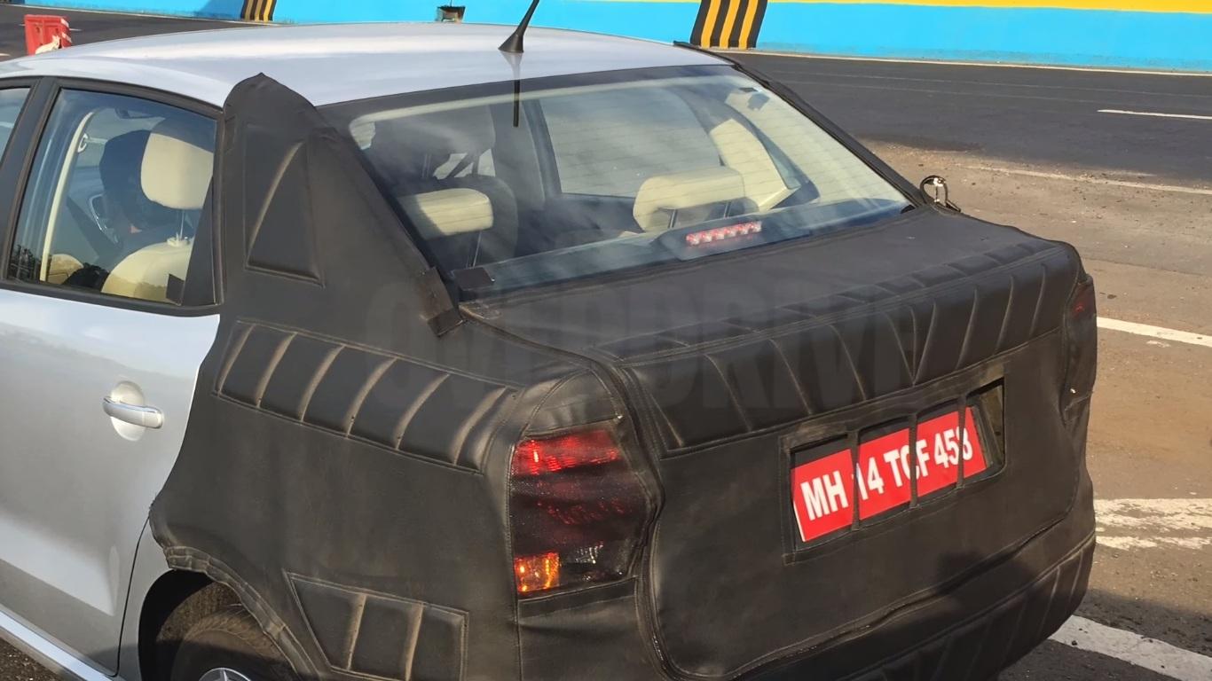Volkswagen Ameo posterior