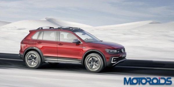 Volkswagen Tiguan GTE Active Concept 6