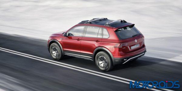 Volkswagen Tiguan GTE Active Concept 8