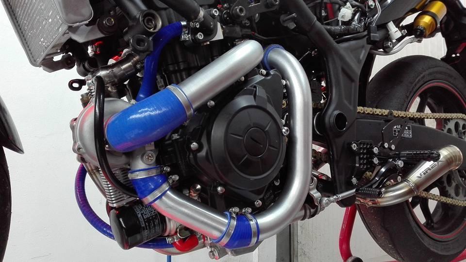 Ktm Rc Turbo Kit