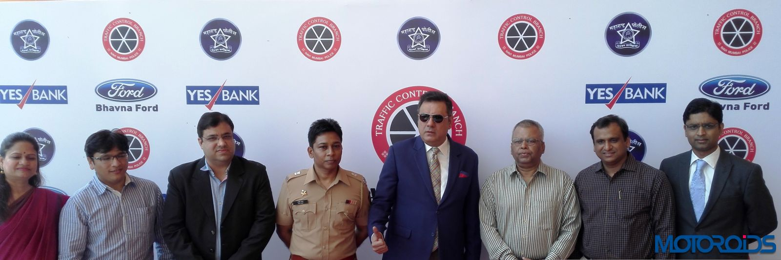 Yes bank partner Road Safety Week
