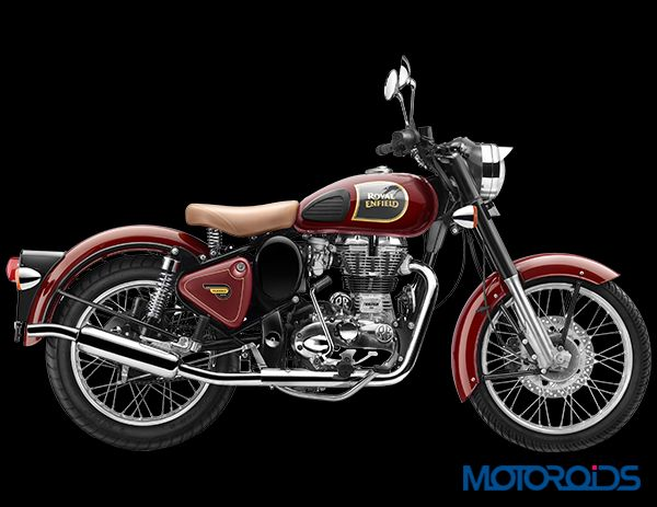 Royal Enfield Introduces Nine New Colours Options Across Its Range