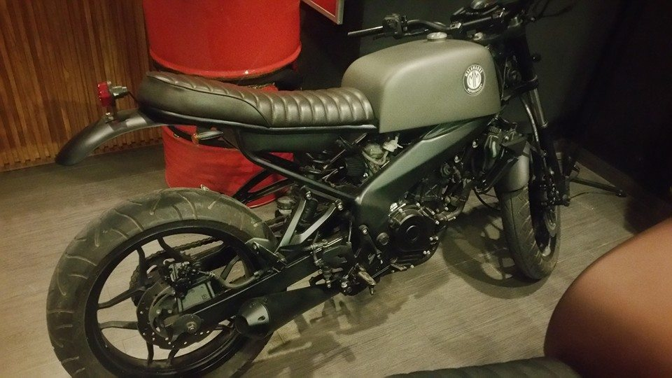 modified Bajaj Pulsar 200 NS Scrambler Malamadre Motorcycles (5)
