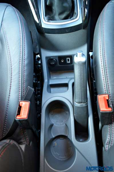 new 2016 Ford Ecosport Handbrake