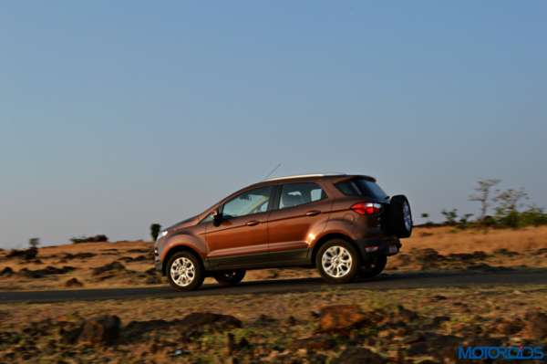 new 2016 Ford ecosport India review