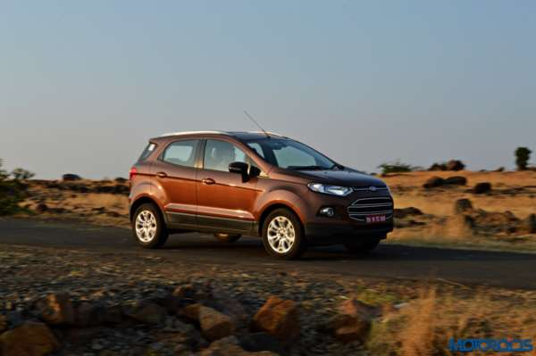 new 2016 Ford ecosport