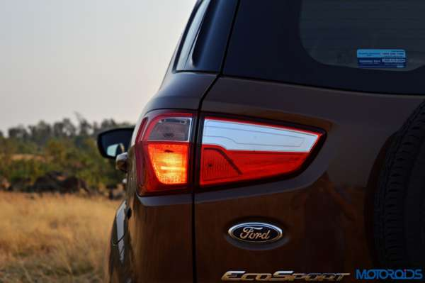 2016 Ford Ecosport Tail Light