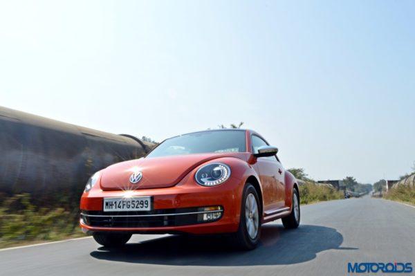 new 2016 Vw volkswagen Beetle India review