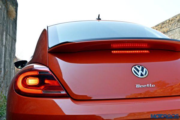 2016 Volkswagen Beetle Rear Tail light