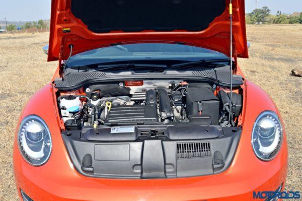 2016 Volkswagen Beetle Engine