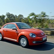 new 2016 Vw volkswagen Beetle India orange 4 180x180 New 2016 Volkswagen Beetle 1.4 TSI DSG India review : Period Drama