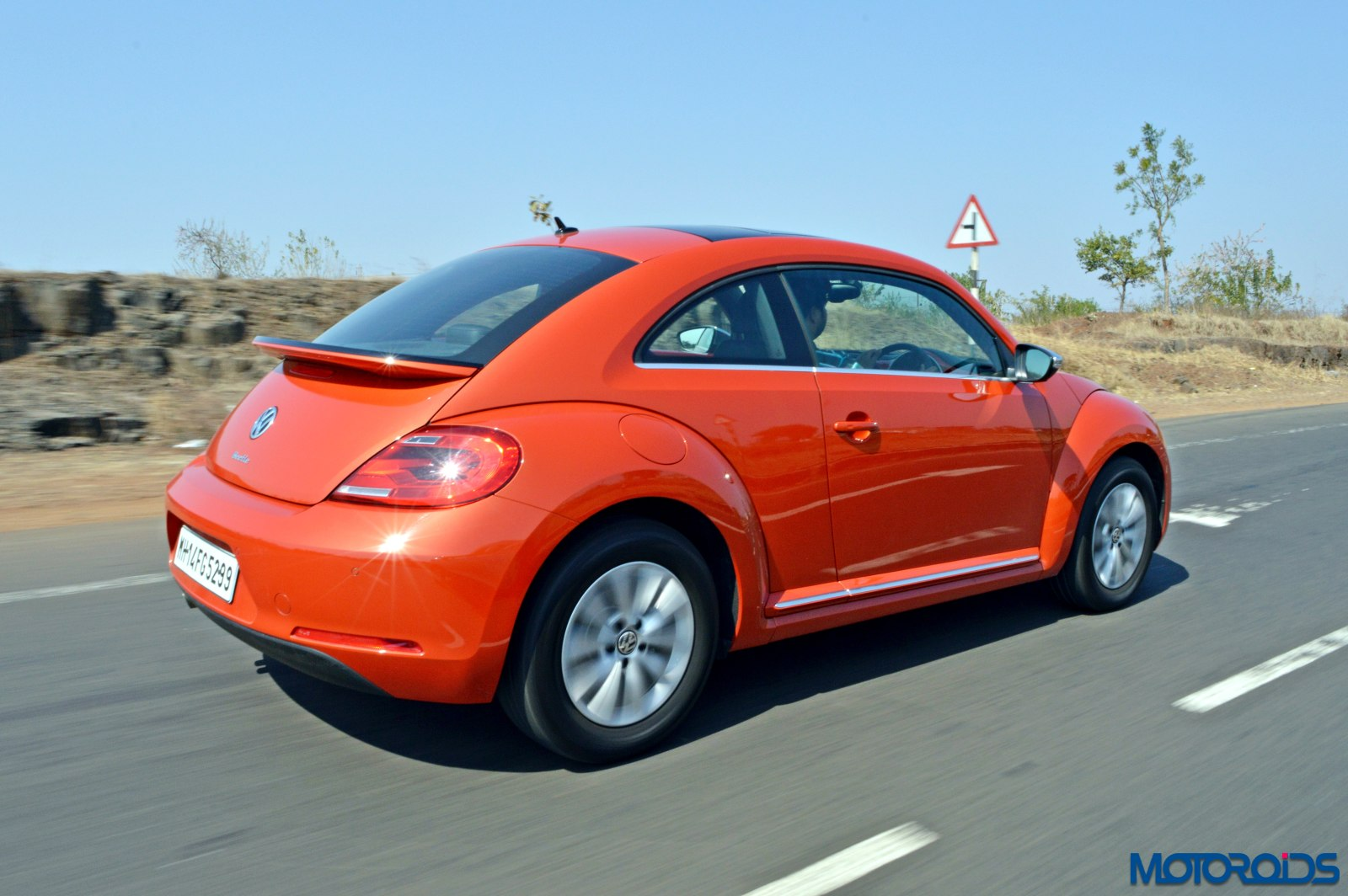 new 2016 vw volkswagen beetle india orange 5. Black Bedroom Furniture Sets. Home Design Ideas