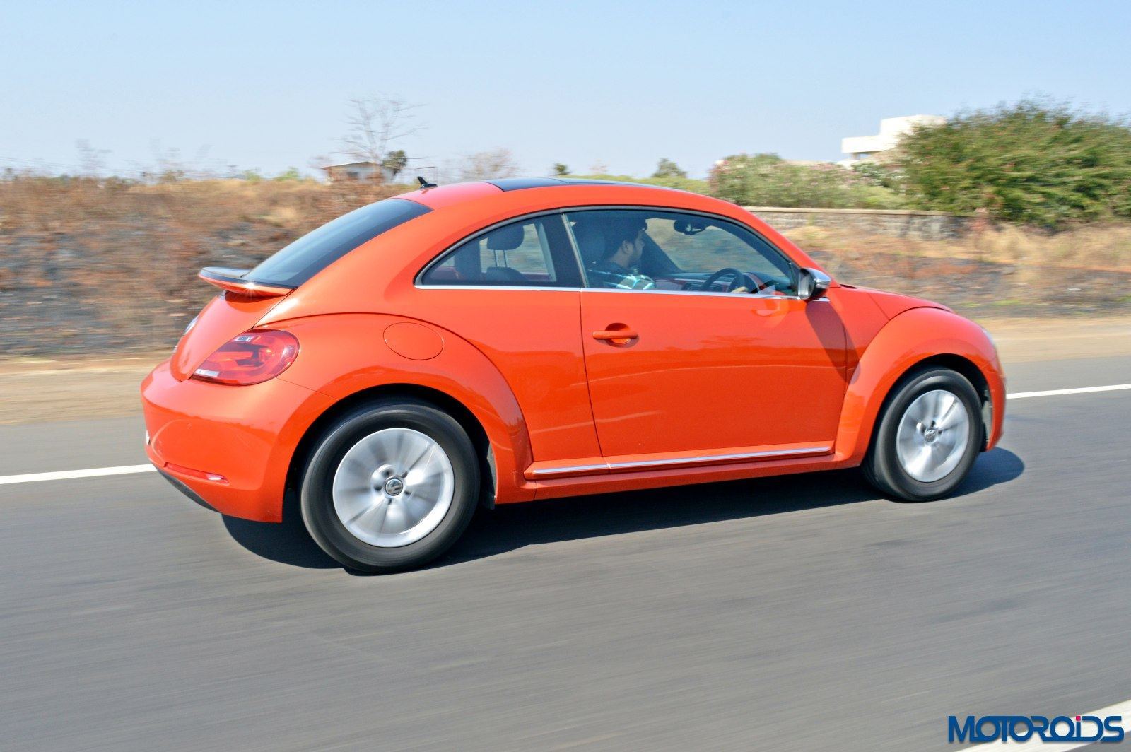 new 2016 vw volkswagen beetle india orange 7. Black Bedroom Furniture Sets. Home Design Ideas