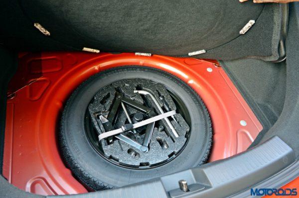 new 2016 Vw volkswagen Beetle boot