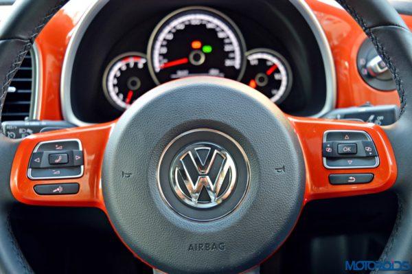 2016 Volkswagen Beetle Steering