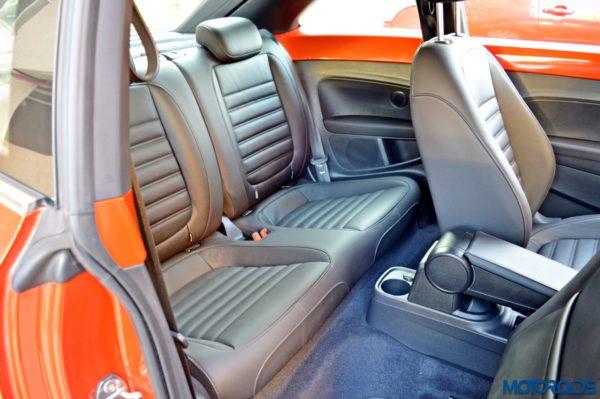2016 Volkswagen Beetle Seats