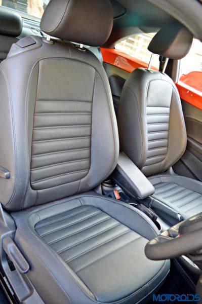 volkswagen Beetle seats