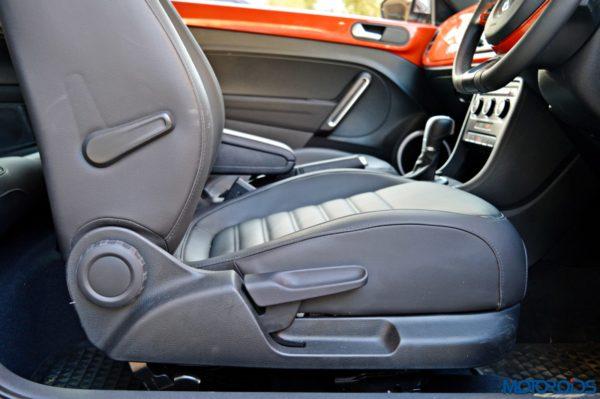 new 2016 Vw volkswagen Beetle seats India (3)