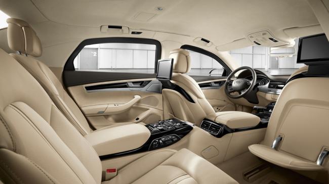 2016 Audi A8 L security 8