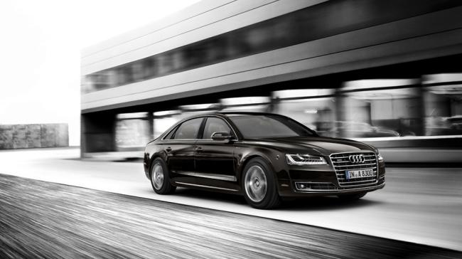 2016 Audi A8 L security 9