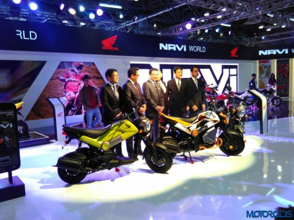2016 Auto Expo Honda Navi (2)