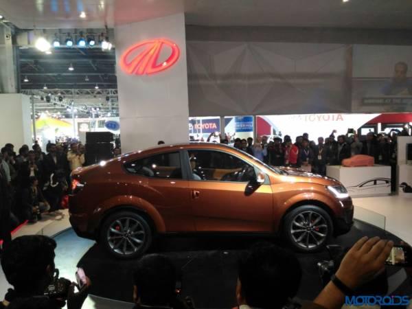 2016 Auto Expo Mahindra XUV Aero Concept