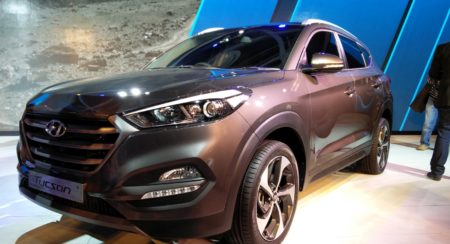 2016 Hyundai Tucson launch likely to happen in October