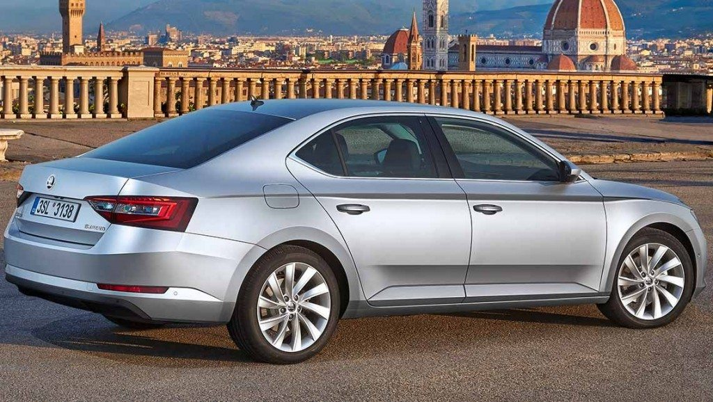 new skoda superb india launch details revealed motoroids. Black Bedroom Furniture Sets. Home Design Ideas